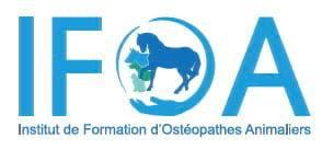 Ifoa :  Se former à L'Institut de Formation d'Ostéopathes Animaliers c'est:  Obtenir une qualification reconnue par l'État, acquérir les savoir-faire et le professionnalisme qui feront de vous une référence auprès de vos clients.