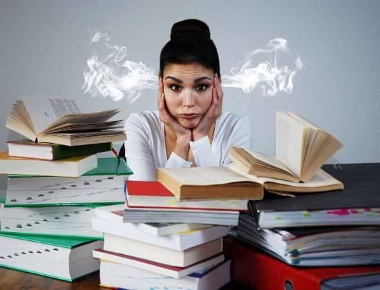 Vaincre stress examens